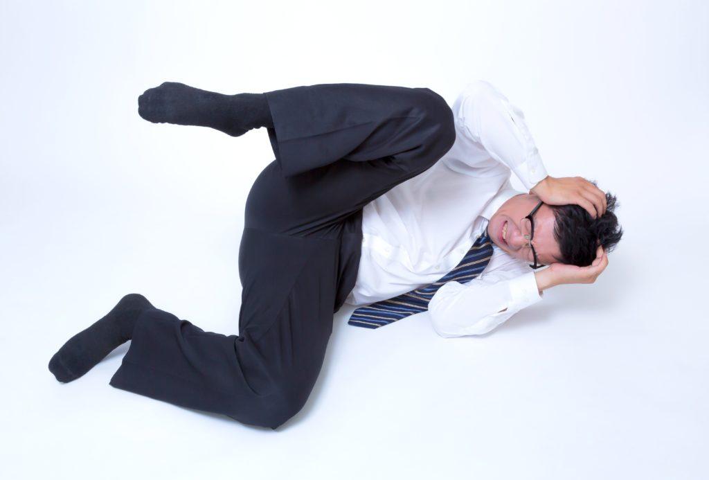仕事しない人の末路の実話!イライラするストレス対処方法は簡単?